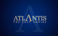 Atlantis The Lost Empire by elfbiogreen