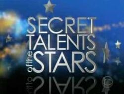 Secret talents stars