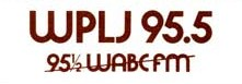 WPLJ-FM's 95.5 Original Logo From 1971