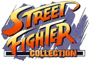 Street fighter collection logo by ringostarr39-d7pj7yd