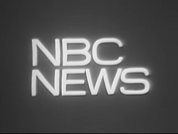 Nbc news early 60s black and white