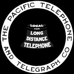 Pacific Telephone 1906