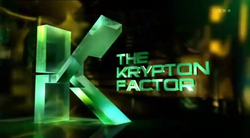 The Krypton Factor logo