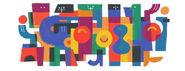 Google Carlos Merida's 122nd Birthday