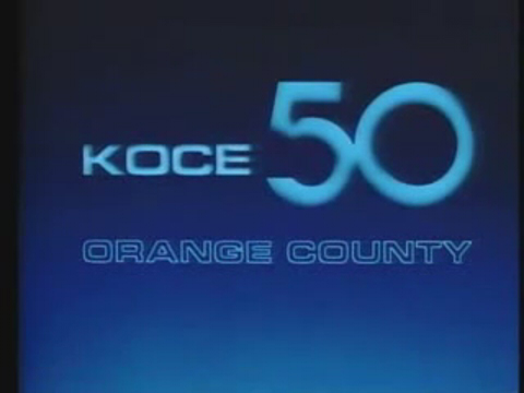 KOCE logo of a variant