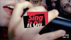 Sing it One Season 2