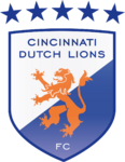 Cincinnati Dutch Lions FC logo