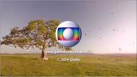 Em Família seal short Globo 2014 logo 2014