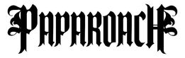 PapaRoachBanner