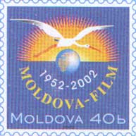 Stamp of Moldova md014st