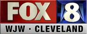 WJW FOX 8 Logo Alternate 2007 d