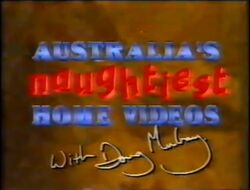 Australia's Naughtiest Home Videos