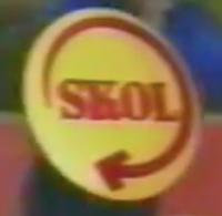 Logotipo de Oferecimento do Futebol na Globo (1999) Skol