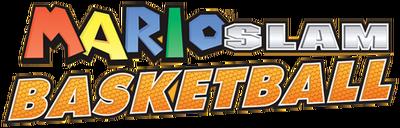 Mario Slam Basketball Logo