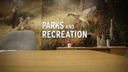Parks and recreation title