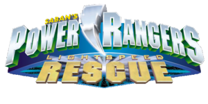 Power Rangers Lightspeed Rescue Logo
