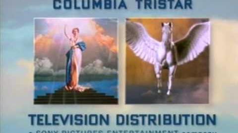 Columbia TriStar Television Distribution logo (1996)