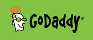 GoDaddyLogo Horizontal Green