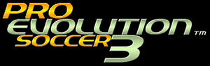 Pro Evolution Soccer 3 Logo