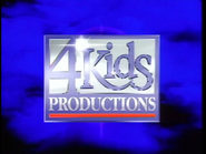 4Kids Productions 1995 B Opening