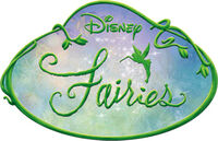 Disney Fairies first logo
