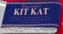 Kit Kat Blue
