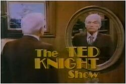 The Ted Knight Show (1978) title card