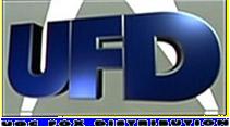 UFD UGC Fox Distribution 1995 Logo