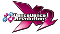DanceDanceRevolution X2 - Logo