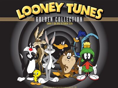 Looney Tunes Golden Collction