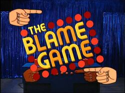 The Blame Game SNL