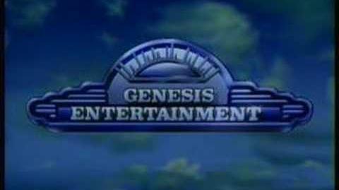 Genesis Entertainment Logo