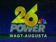 WAGT-26 Augusta GA tropo from St. Pete FL not mine