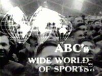 ABC Sports' ABC's Wide World Of Sports Video Open From 1961