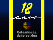 Coltevision 18 years