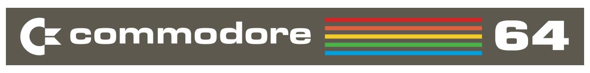 image commodore 64 logopng logopedia fandom powered