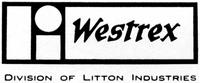 Westrex 1960s