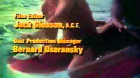 """Hawaii Five-O Closing (1972)-Viacom """"V of Doom"""" *Silent* (1978)"""