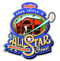 2008 Triple-A All-Star Game logo