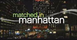 Matched in Manhattan alt