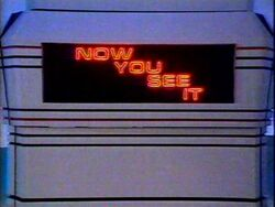 Now you see it 1986a