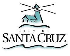Santa cruz city logo