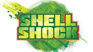 Teenage Mutant Ninja Turtles Shell Shock - logo
