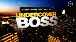 Undercover Boss Season 2 Intertitle