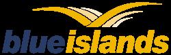 Blue islands logo svg