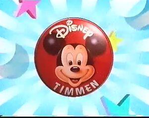 Disney Timmen 1997
