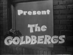 The Goldbergs 1950s