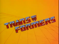 Transformers 1984 TV Series Autobots