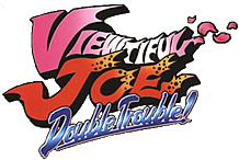 Viewtiful Joe Double Trouble Logo