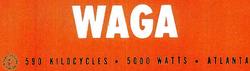 WAGA Atlanta 1948